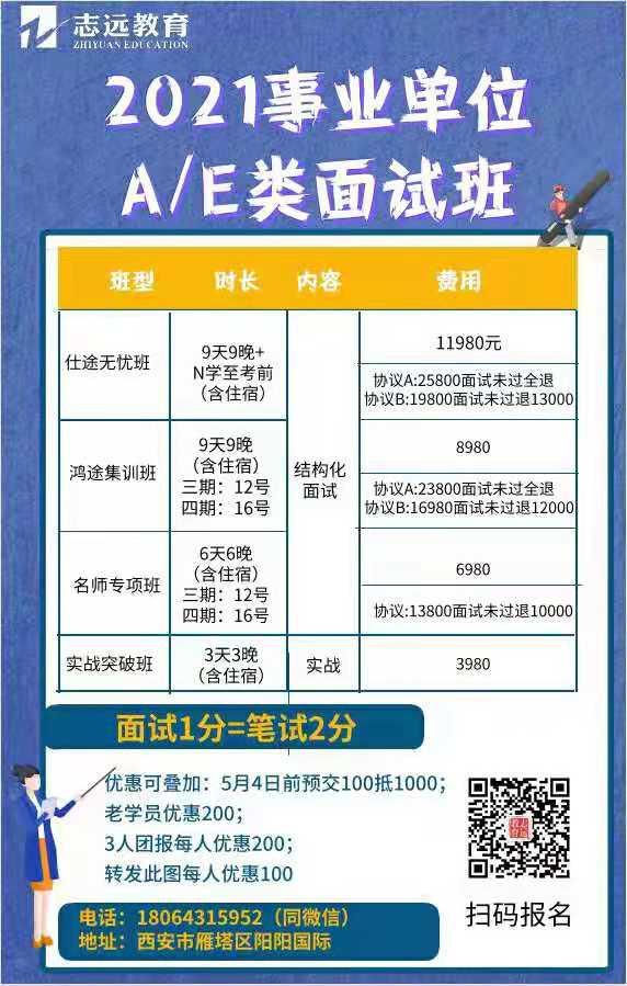 2021陕西省属事业单位面试公告(陕西省财政厅)(图1)
